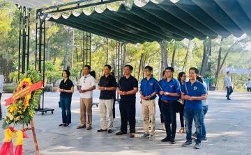 Cảng vụ HKMT tổ chức các hoạt động kỷ niệm 73 năm ngày Thương binh liệt sỹ (27/7/1947-27/7/2020)